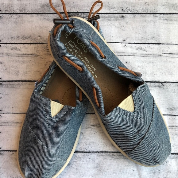 Toms Other - TOMS Bimini Chambray Classic